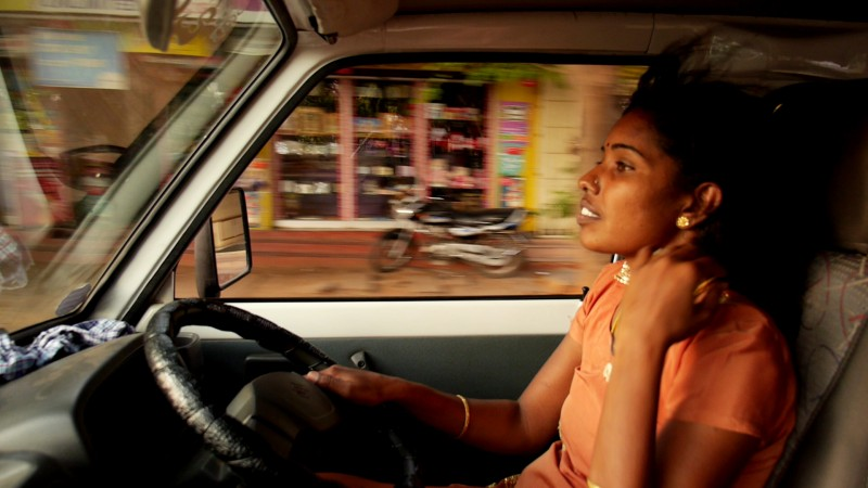 1 Driving with Selvi (driving)